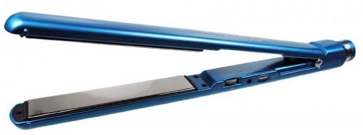 "BaBylissPro Nano Titanium 1"" Ultra Thin Flat Iron W/ Bonus Conismooth Iron"
