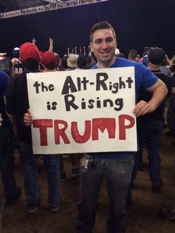 The Alt-Right Movement Gains Momentum Alongside The Trump Train