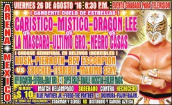 LuchaPalooza: CMLL Super Viernes Preview (The Go Home Show)