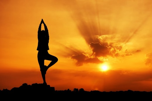 Meditation involves knowing more about yourself and your God,