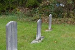 The ancestor's graves