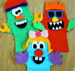 50 Various Puppet Craft Ideas