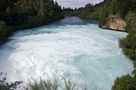 These white water rapids are yet to be exploited by anyone. So hopefully they stay that way. It is not really wise to ride inflatible inner tubes over this 10 miles; but it's a real buzz!