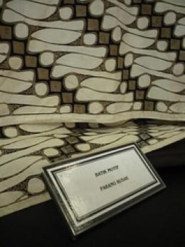 Batik Parang Rusak by Yan Arief flickr
