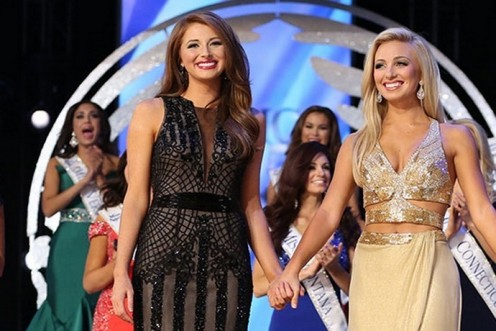 Miss Arkansas 2014  2nd Runner Up in Miss  America Pageant 2015