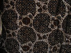 Batik Keong Sari (written-batik) Jogja by wirtzliz flickr