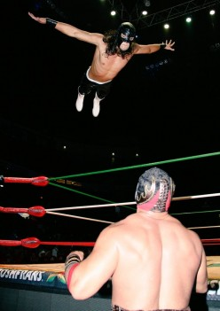 LuchaPalooza: CMLL Super Viernes (Ride the Lightning)