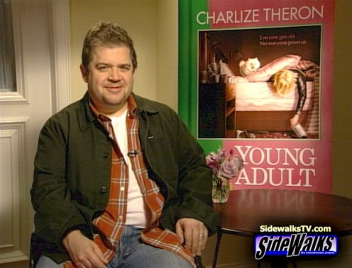"Comedian, Patton Oswalt, who was ""Spence Olchin,"" on ""King of Queens,"" who had a case of unrequited love for ""Carrie"""