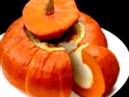 Yummy Pumpkin Thai
