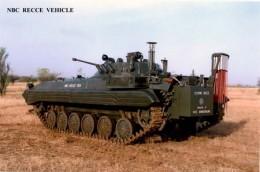 NBC recee vehicle