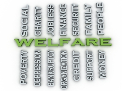 Job loss and increasing debt loads have forced families to rely on welfare, which is not secure and does not promote financial well being; instead it promotes relying on the government too much.
