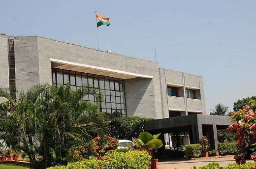 ISRO headquarter in Bangalore