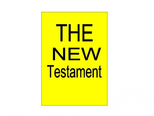 The New Testament is the Book of Life or the Book of the Living. Anyone who believes in this book has life.