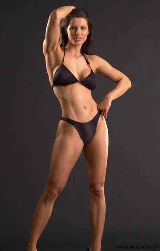 Jelena Abbou - Female Fitness