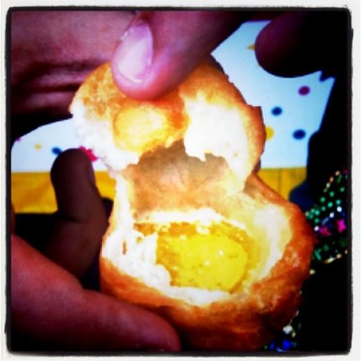 Deep-Fried Butter Balls