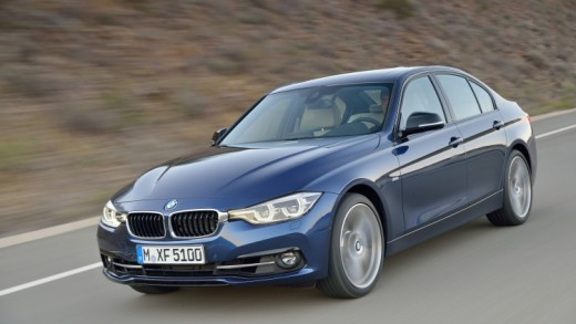 The 2016 BMW 3 series, was originally produced in 1975 and it is still going strong.