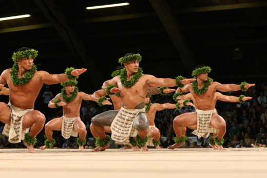 2013, Ke Kai O Kahiki - 3rd place Kāne Kahiko