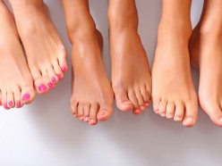 Thinking of getting pedicure? Beware of some risks