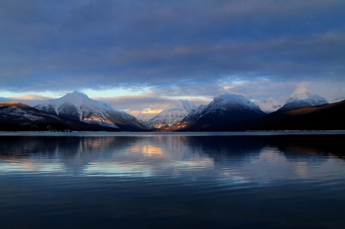 Lake McDonald: Largest lake in Glacier National Park