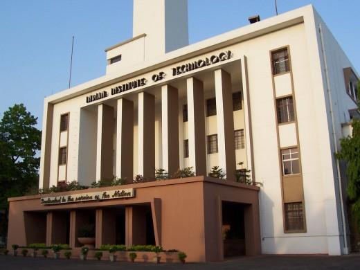 Main Building of IIT Kharagpur