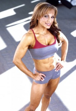 The Top IFBB Female Fitness Competitors of 2011