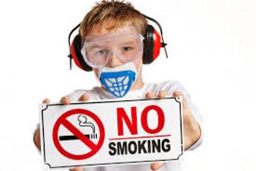 Exposure to Secondhand Smoke in Children