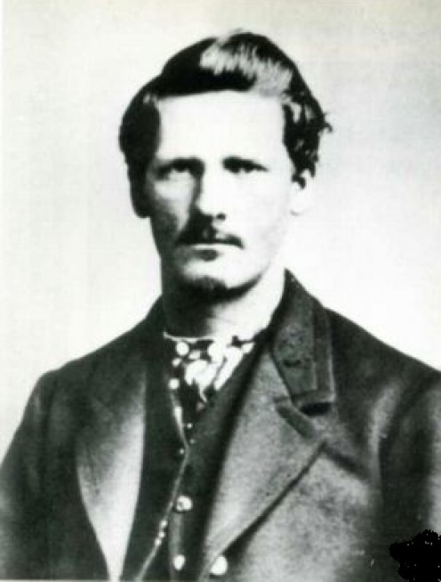 This is Wyatt Earp. Bravo! Cudo's to his parents for having the foresight to give their son such a manly name