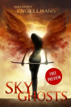 Book Review: Sky Ghosts: The Night Before by Alexandra Engellmann