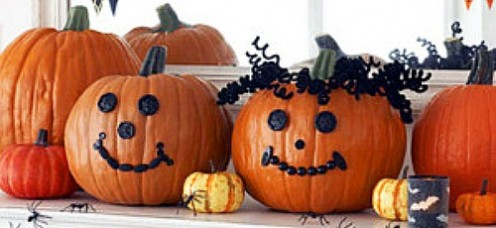 35 Outstanding No-Carve Pumpkin Ideas