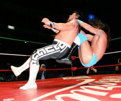 LuchaPalozza! CMLL Tuesday (UG-Volador Burn the Forest Down Again)