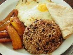 Vegetarian Recipe-Gallo Pinto a Costa Rican Vegetarian Recipe