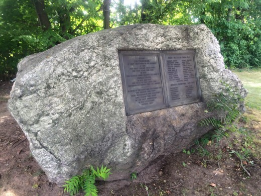 Founder's Rock