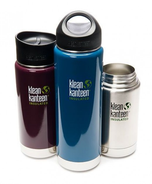 Vacuum insulated bottles work just as well on a cold commute as they do on the slopes!