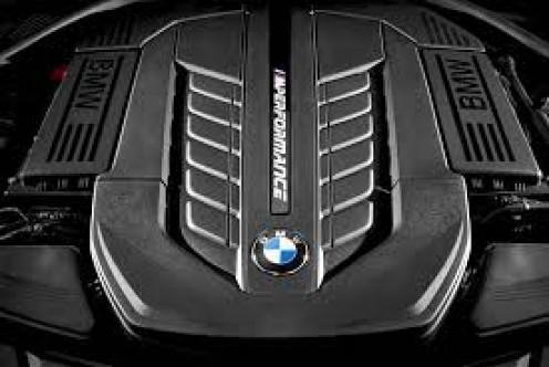 A 4.4 Liter V8 twin-turbo lurks beneath.