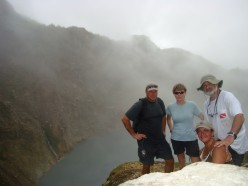 Trek to the Boiling Lake Dominica
