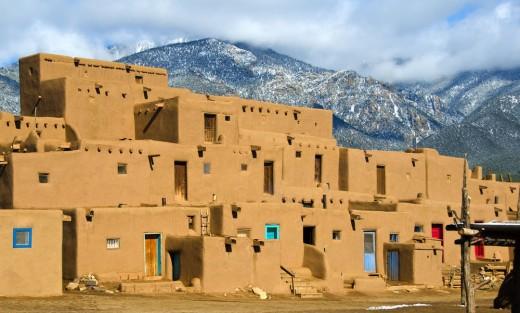Taos Pueblo: Home of the Hum?