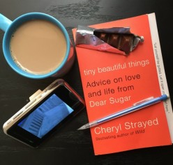 "Book Review of ""tiny beautiful things"" by Cheryl Strayed"