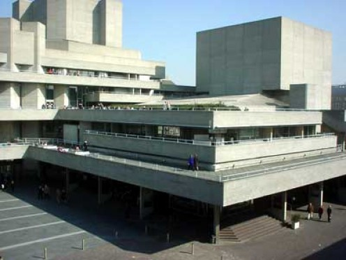 The National Theatre comprises of three theatre spaces