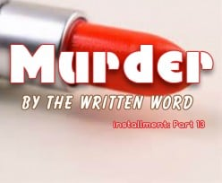 Murder by the Written Word XIII