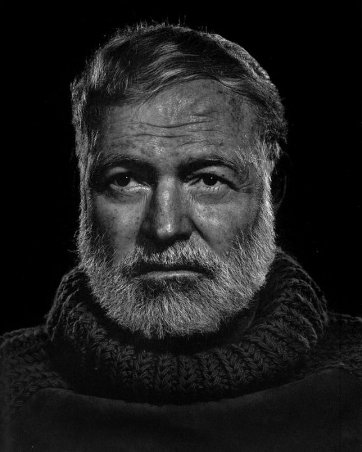You don't have to be Hemingway either. Even if you should take his tips seriously!
