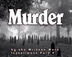 Murder by the Written Word V