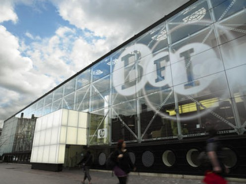 The BFI - British Film Institute