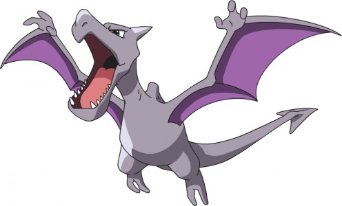 Using Aerodactyl as a Competitive Pokemon in Pokemon X and Y