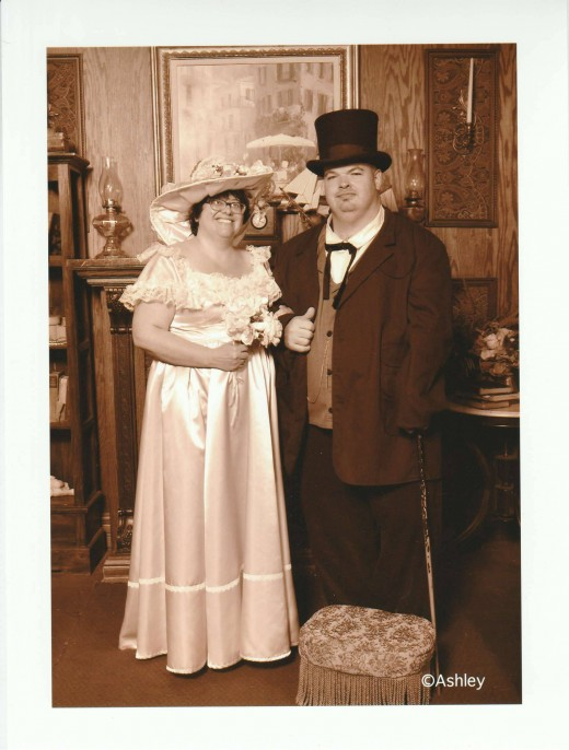 Silver Dollar City Old time photo