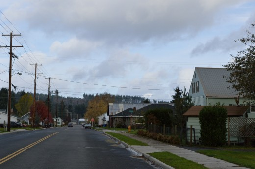 The real town of Pe El in Washington State has been a fictitious town in two of my novels