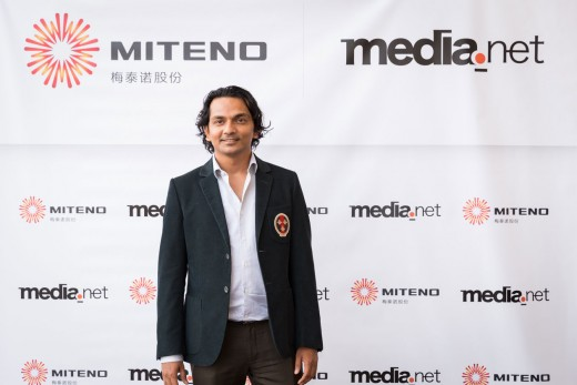 Divyank Turakhia, Founder and CEO (Chief Executive Officer) of Media.net, sold the company to a Chinese firm named Miteno in the year 2016 for $900 million