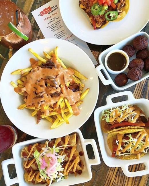 VEGAN Animal Style Fries