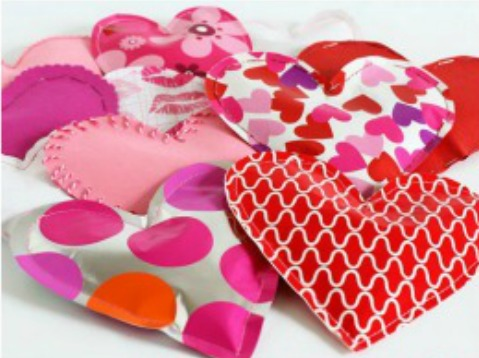 57 Craft Ideas for Making Valentine Gifts and Decorations | FeltMagnet