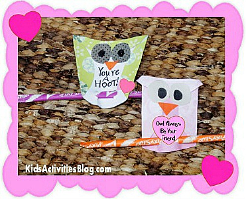 21 Easy Homemade Valentine Cards for a School Exchange  FeltMagnet