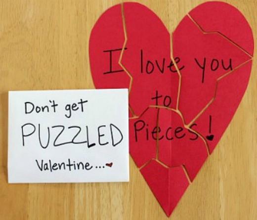 Puzzling Valentine